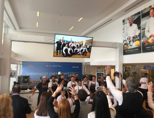 Bonemasters Europe at the Superyacht Cooking Competition