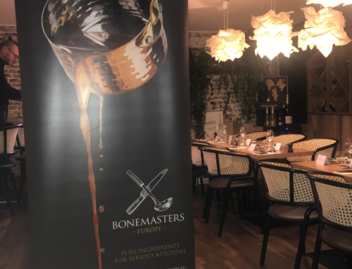 Bonemasters Europe inspired dinner in Paris