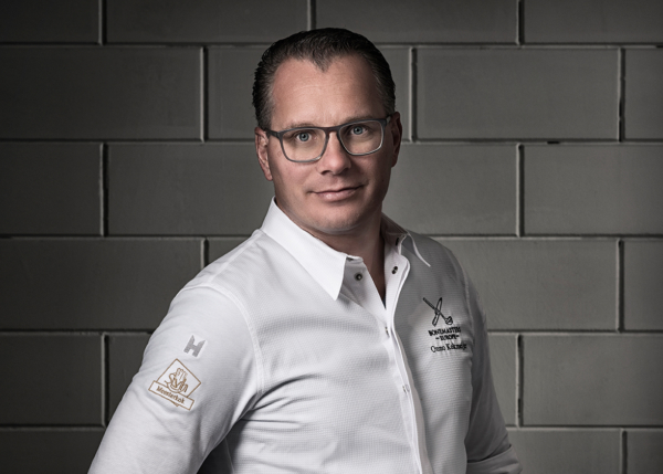 Executive Chef Onno Kokmeijer