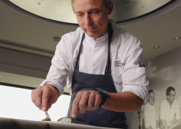 Executive Chef Michel Westerman